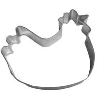 "Hen 4.25"" Cookie Cutter"