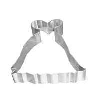 "Gown 4"" Cookie Cutter"