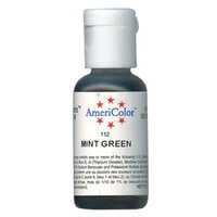 Soft Gel Mint Green Americolor