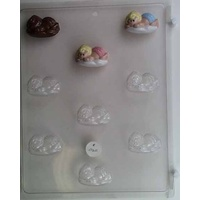 Baby on Cloud Choc Mould