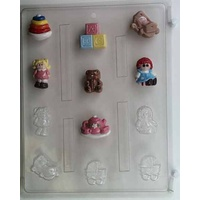 Girls Toys Chocolate Mould