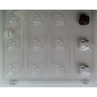Diaper Mint Chocolate Mould
