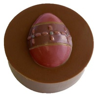 Fancy Egg Cookie Choc Mould