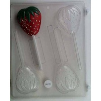Strawberry on stick mould