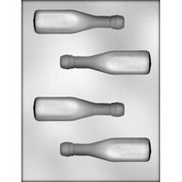 Champagne Bottle 3D Mould