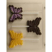 Large Butterfly Choc Mould