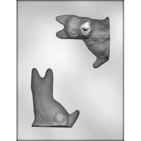 3D Scottie Dog Mould