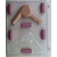 Hairdryer & Rollers Mould