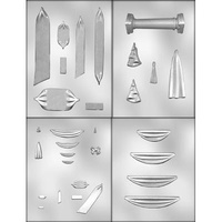 Swag Mould Set (4 in set)