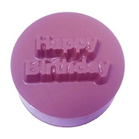 Cookie Mould - Happy Birthday