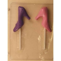 High Heel Shoe on Stick Mould