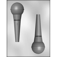 Microphone Choc Mould