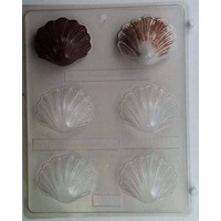 Graceful Shells Choc Mould