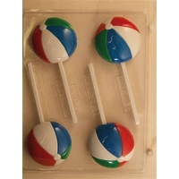Beach Ball Chocolate Mould