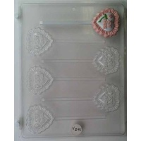 BS Heart & Cupids mould