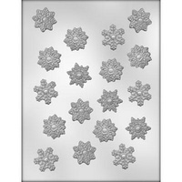 "Snowflakes Assort 1.25"" Mould"