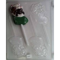 Bears in Stocking Mould