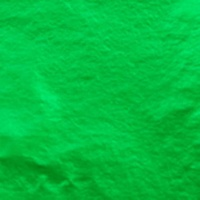 Green 15 cm Square Confectionery Foil 125 Sheets