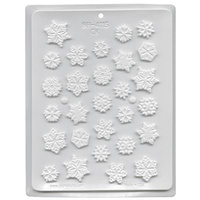 Snowflake Asst H/Candy Mould