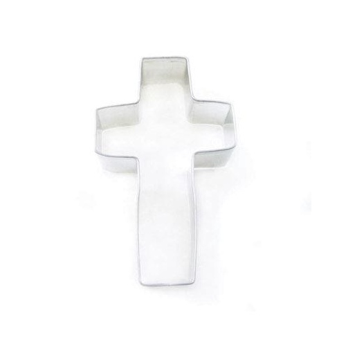 "Cross 4"" Cookie Cutter"