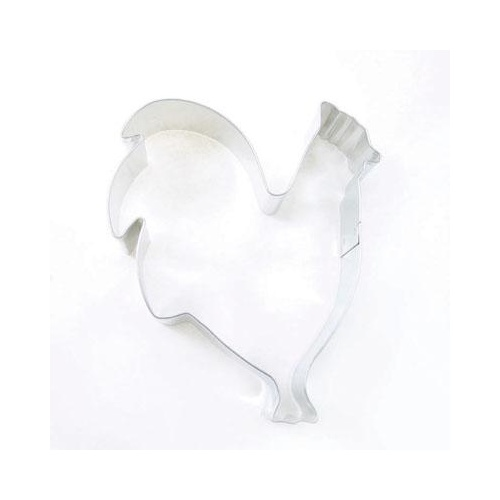 "Rooster 4"" Cookie Cutter"