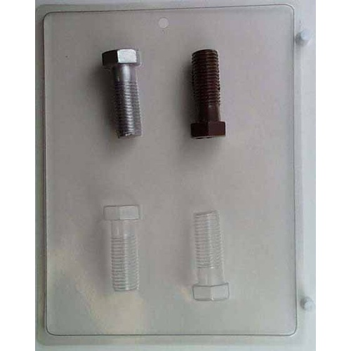 Bolt Medium Choc Mould